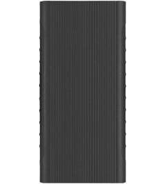 Силиконовый чехол для Xiaomi Mi Power Bank 2i/2S 10000mAh Black