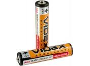 Батарейка солевая Videx R03P/AAA