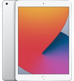 """Apple iPad 10.2"""" Wi-Fi 128GB Silver 2020 (MYLE2)"""