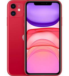 Apple iPhone 11 Dual SIM 128Gb Red (A2223)