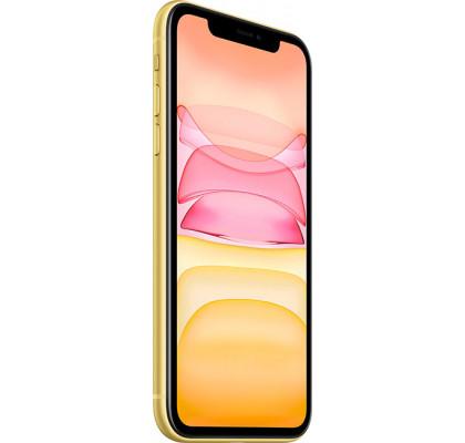 Apple iPhone 11 Dual SIM 256Gb Yellow (A2223)