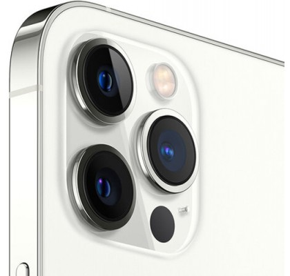 Apple iPhone 12 Pro Max 256Gb (2SIM) Silver (A2412)