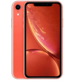 Apple iPhone XR Dual SIM 64Gb Coral
