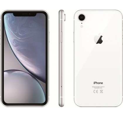 Apple iPhone XR Dual SIM 64Gb White