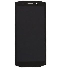 LCD+Sensor с рамкой для Blackview BV5800 Black