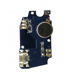 Вибромотор и разъем microUSB для Blackview BV5800