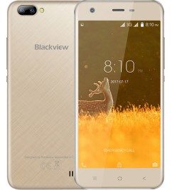Blackview A7 Pro Gold
