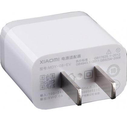 Сетевой блок питания Xiaomi 1000 мАч Original White