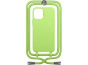 Чехол-накладка для Apple iPhone 12 / 12 Pro Crossbody Case Green