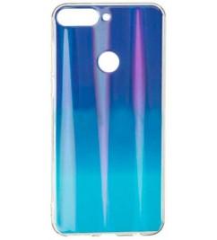 Чехол-накладка для Samsung Honor Chameleon Blue
