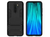Чехол-накладка для Xiaomi Mi Note 10 Honor Hard Defence Black