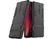 Чехол-накладка для Xiaomi Mi9T / K20 Hard Defence Series Black