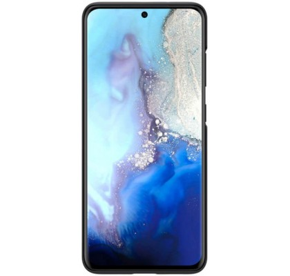 Чехол-накладка для Samsung S20 Plus (G985) Nillkin Matte Black