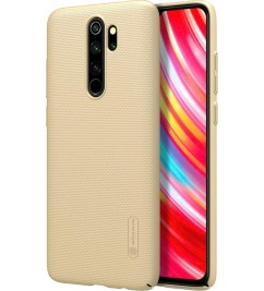 Накладка (Nillkin) Xiaomi Redmi Note 8 Pro Matte Gold