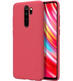 Накладка (Nillkin) Xiaomi Redmi Note 8 Pro Matte Red