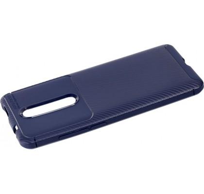 Чехол-накладка для Xiaomi Mi9T / K20 силикон Focus Blue