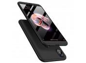 Чехол-накладка для Xiaomi GKK LikGus 360 градусов Black