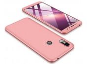 Чехол-накладка для Xiaomi GKK LikGus 360 градусов Pink