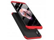 Чехол-накладка для Xiaomi GKK LikGus 360 градусов Red