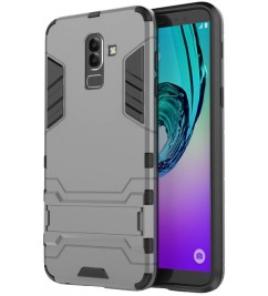 Чехол-накладка для Samsung HONOR Hard Defence Series Grey