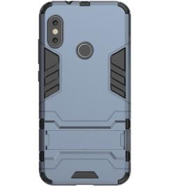 Чехол-накладка для Xiaomi HONOR Hard Defence Series Navy Blue