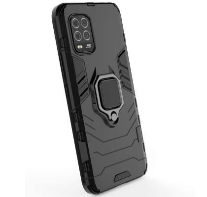 Чехол-накладка для Xiaomi Mi 10 Lite Honor Hard Defence Black