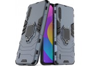 Накладка (HONOR Hard Defence Ring Series) Xiaomi Mi9 Lite / CC9 Grey