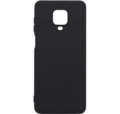 Чехол-накладка для Redmi Note 9s / Note 9 Pro Original Soft Black