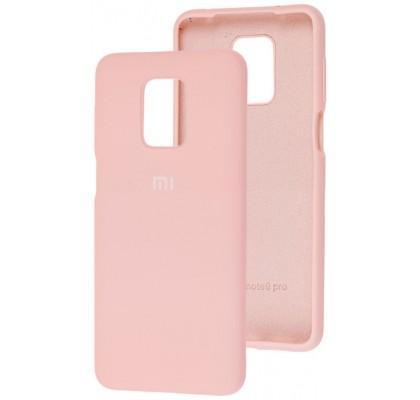 Чехол-накладка для Redmi Note 9s / Note 9 Pro Original Soft Pink Sand
