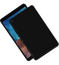 Чехол-накладка для Xiaomi Mi Pad 4 Plus силикон MAKAVO Matte Black