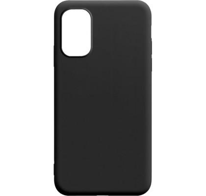 Чехол-накладка для Redmi Note 10 / 10S силикон Black