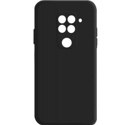 Чехол-накладка для Redmi Note 9 / Redmi 10X силикон Black
