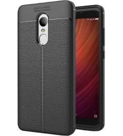 Чехол-накладка для Xiaomi силикон Focus Black