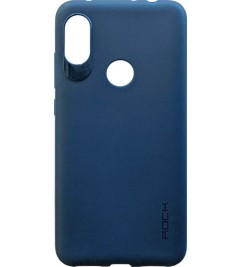 Чехол-накладка для Xiaomi силикон Rock Blue