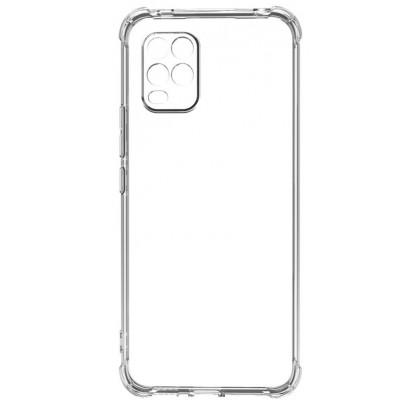 Чехол-накладка для Xiaomi Mi 10 Lite силикон Clear противоударный