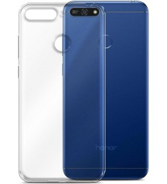 Чехол-накладка для Huawei силикон Clear