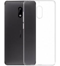 Чехол-накладка для Nokia силикон Clear