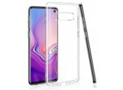 Чехол-накладка для Samsung S10e (G970) силикон Clear (темный)
