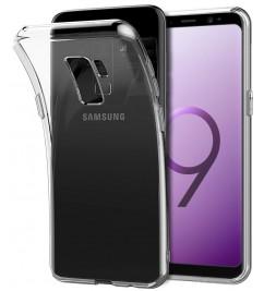 Чехол-накладка для Samsung силикон Clear