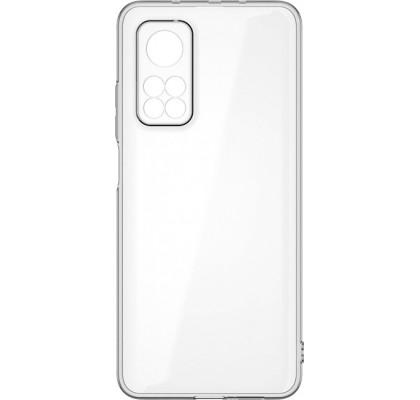 Чехол-накладка для Xiaomi Mi 10T / Mi 10T Pro силикон Clear