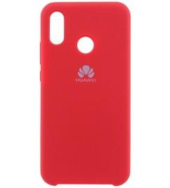 Чехол-накладка для Huawei Original Soft Red