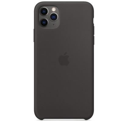 Чехол-накладка для Apple iPhone 11 Original Soft Black