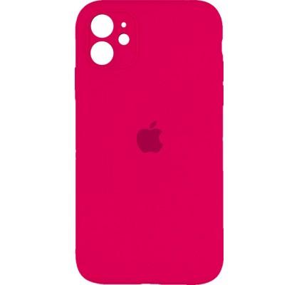 Чехол-накладка для Apple iPhone 11 Original Soft Hot Pink