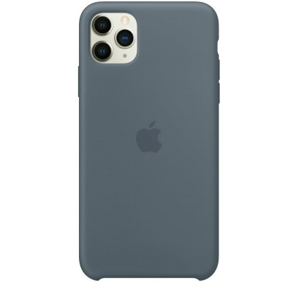 Чехол-накладка для Apple iPhone 11 Original Soft Lavander grey
