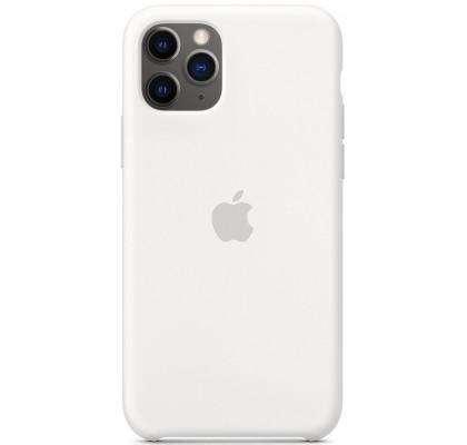Чехол-накладка для Apple iPhone 11 Original Soft White