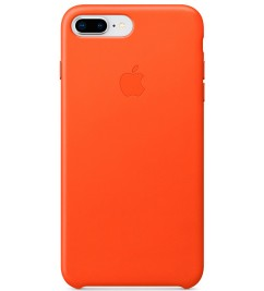 Чехол-накладка для Apple iPhone 7 Plus/8 Plus Original Soft Orange