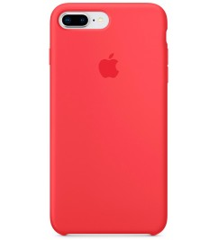 Чехол-накладка для Apple iPhone 7 Plus/8 Plus Original Soft Red Raspberry