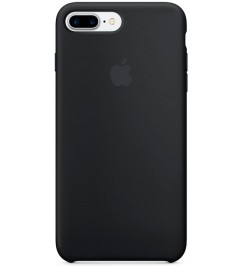 Чехол-накладка для Apple iPhone 7 Plus/8 Plus Original Soft Black