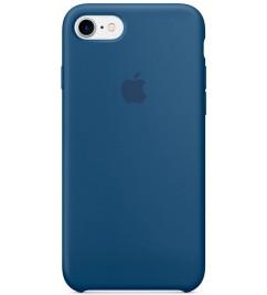 Чехол-накладка для Apple iPhone 7/8 Original Soft Denim Blue