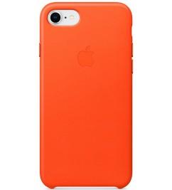 Чехол-накладка для Apple iPhone 7/8 Original Soft Orange